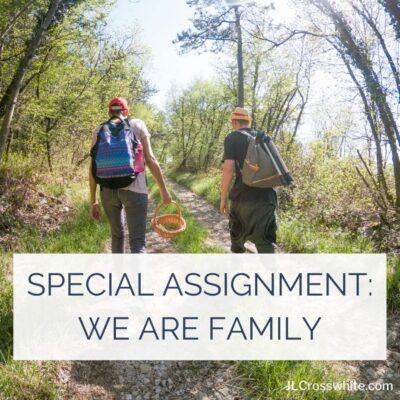 Special Assignment: We are family