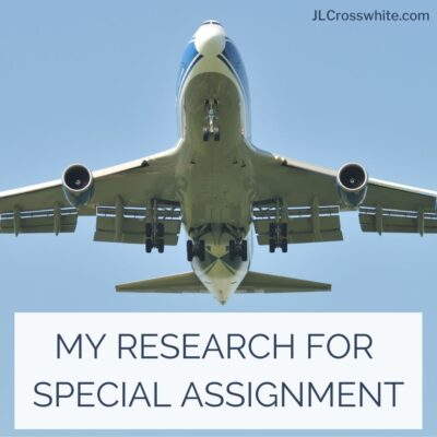 Airplane Accident Research for Special Assignment