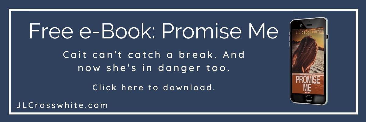 Promise Me: Free Christian Romantic Suspense by JL Crosswhite